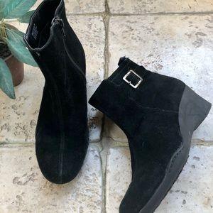 Aerosoles winter booties. Size 6.5